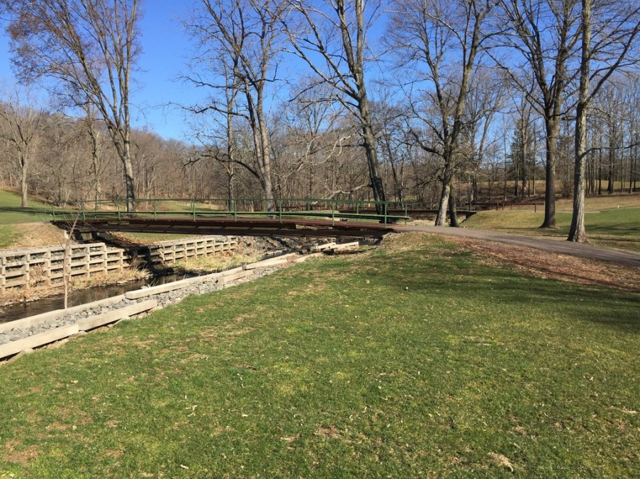 Bridges of Bunker Hill golf course