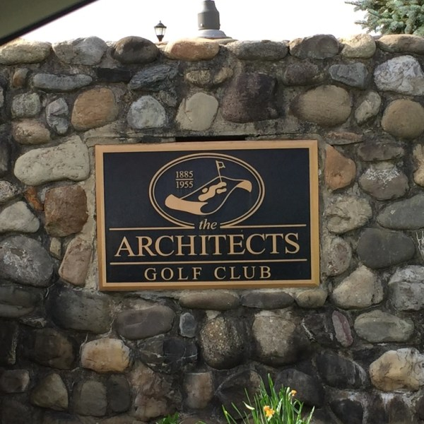 Architects Golf Club is Well Put Together