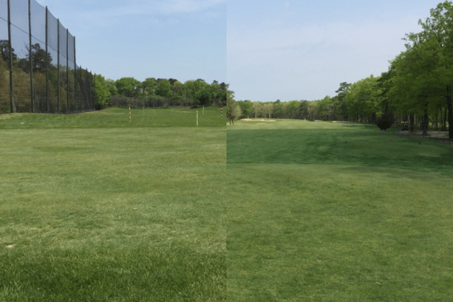 Use Your Imagination at the Driving Range