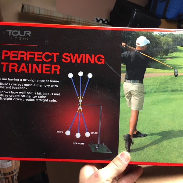 Tour Logic Perfect Swing Trainer Failed Perfectly