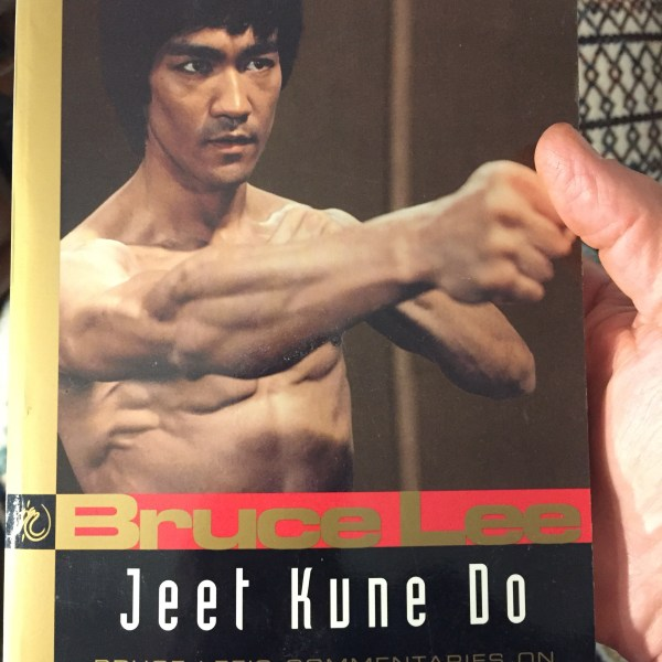 Bruce Lee Can Save a Bad Round of Golf