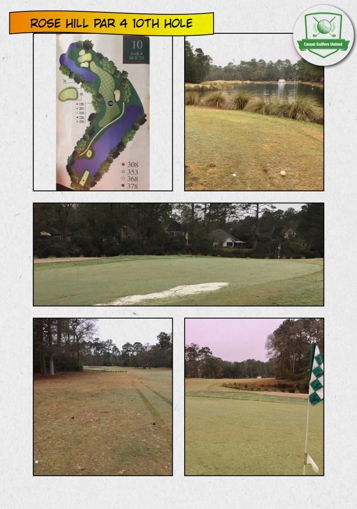 Rose Hill Golf Club Hole 10
