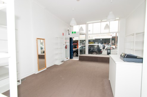 Shop interior and exterior shots for Steph.