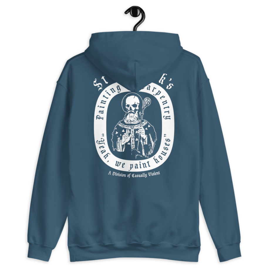 CS-Skull_st-Patrick-transparent-final_mockup_Back_On-Hanger_Indigo-Blue