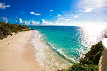 Crane Beach (Long Bay, Barbados)