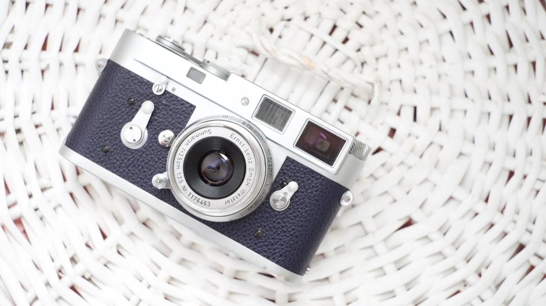 Leica M2 Vulcanite Replacement 5