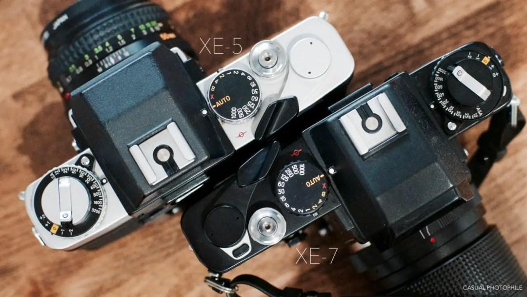Minolta XE-5 Camera Review (12 of 16)