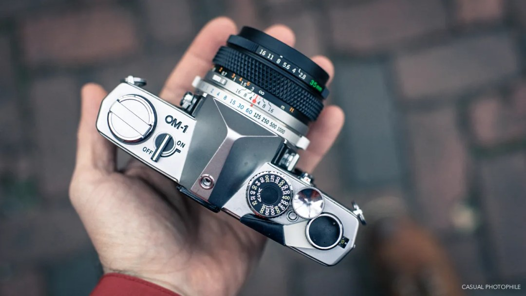 Olympus OM-1 Review (3 of 12)