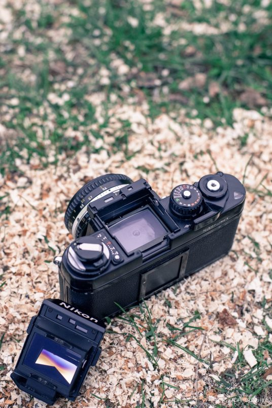Nikon F3 Camera Review (4 of 11)