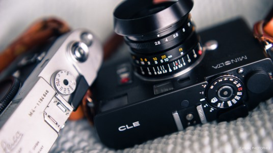 Minolta CLE review (1 of 7)