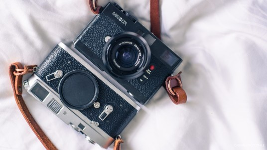 Minolta CLE review (3 of 7)