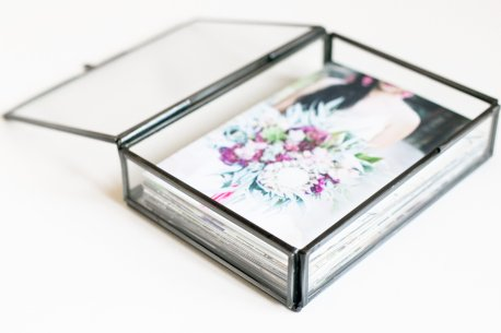 la rousse glass photo box