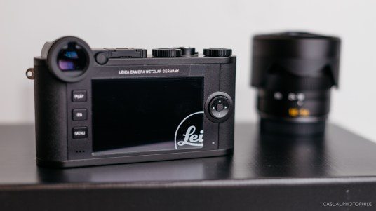 Leica CL Digital Camera Product Photos-4