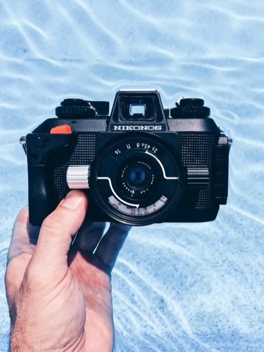 The Nikonos IV-a