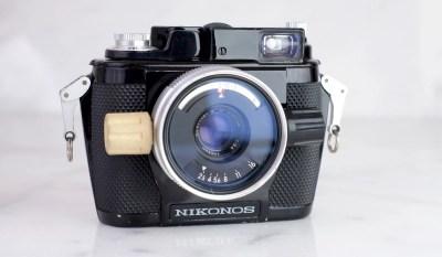 The original Nikonos