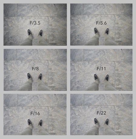 Zeiss 18mm vignetting