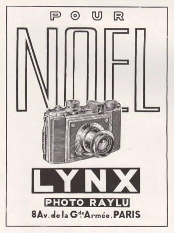 1946 Print Ad Pontiac Lynx II