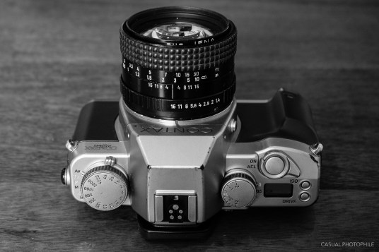 contax aria 70 years review details (2 of 4)