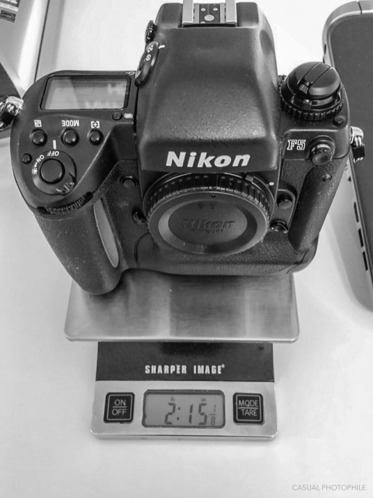 Nikon F4 and f5 weight (2 of 2)
