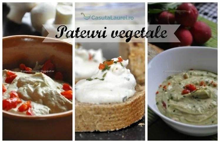 Pateuri vegetale