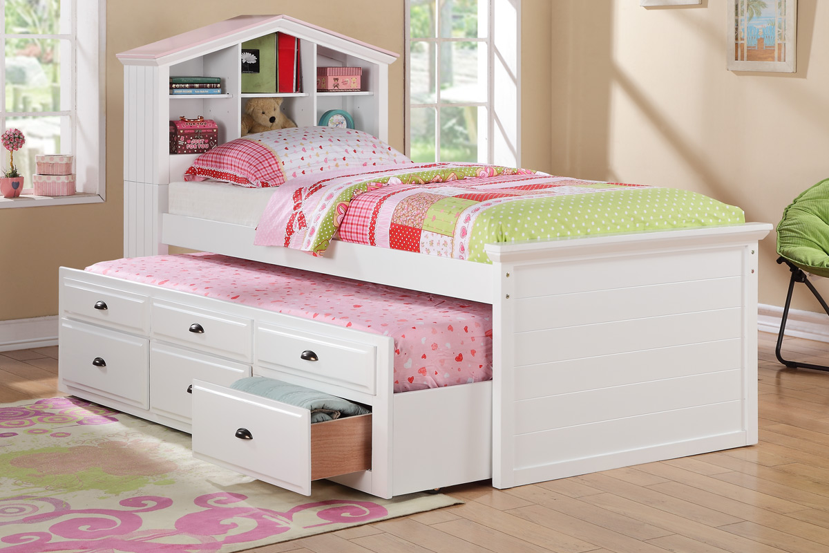 Twin Beds For Girls
