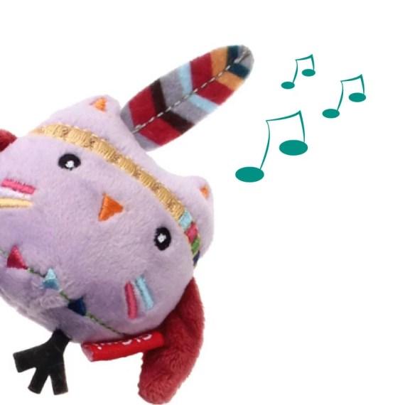 juguete para gato gigwi 7224 buho
