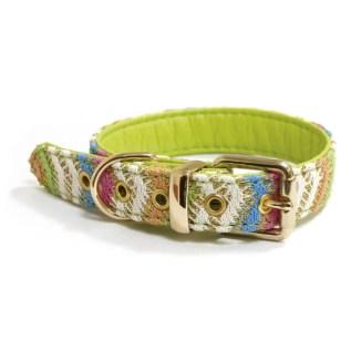 collar kalika crochet para perros italiano croci peru