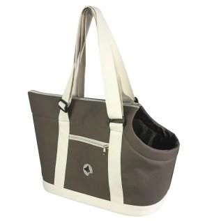 bolso mochila para perros