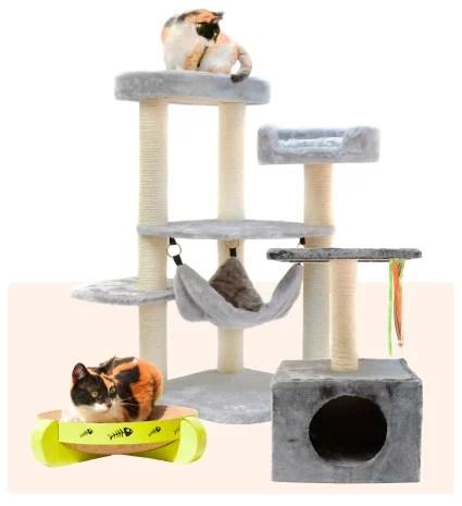 rascadores para gatos en lima peru