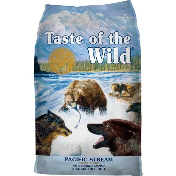 taste of the wild perros pacific stream