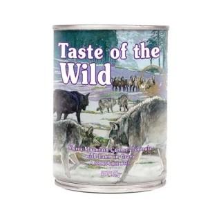 taste sierra mountain humeda