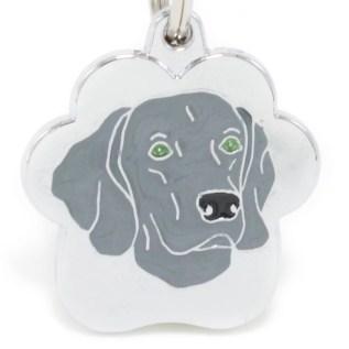 petitamis my family tag placas de identificacion para perros petitamis miraflores surco lima peru weimaraner