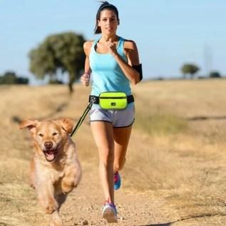 correa para correr con perro en miraflores lima peru