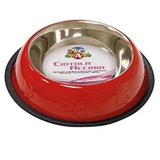 plato para perros de acero en miraflores lima peru