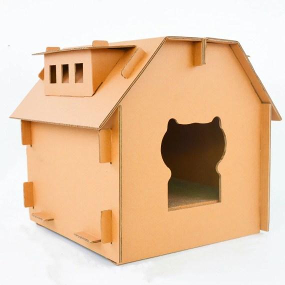 casa rascador de carton para gatos en miraflores lima peru kong miraflores surco lima peru