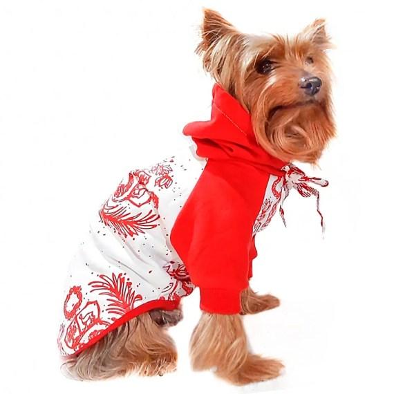 polera ropa para perros de franela en miraflores lima peru