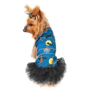 ropa para perro vestido tematica disfraz hallowen en miraflores lima perú
