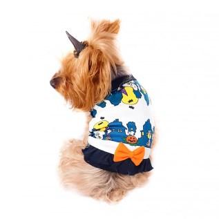 ropa para perro tematica disfraz hallowen en miraflores lima perú