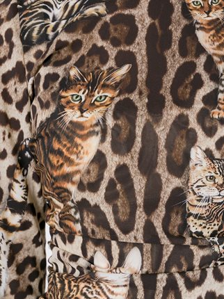 Dolce and Gabbana love Cats