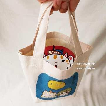catsky-小提袋貓好月圓3