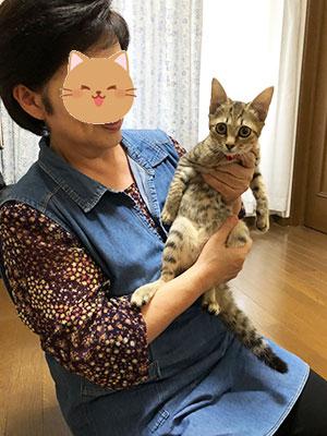 きねじちゃん正式譲渡01