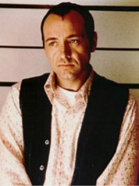 "Still frame of the character Verbal Kint (actor Kevin Spacey) from the film ""The Usual Suspects"" (MGM, 1995)"