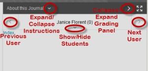 Inline Grading Journal Example