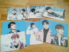 Wings Tour photocards~