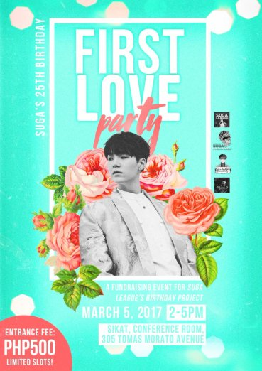 suga-first-love-party