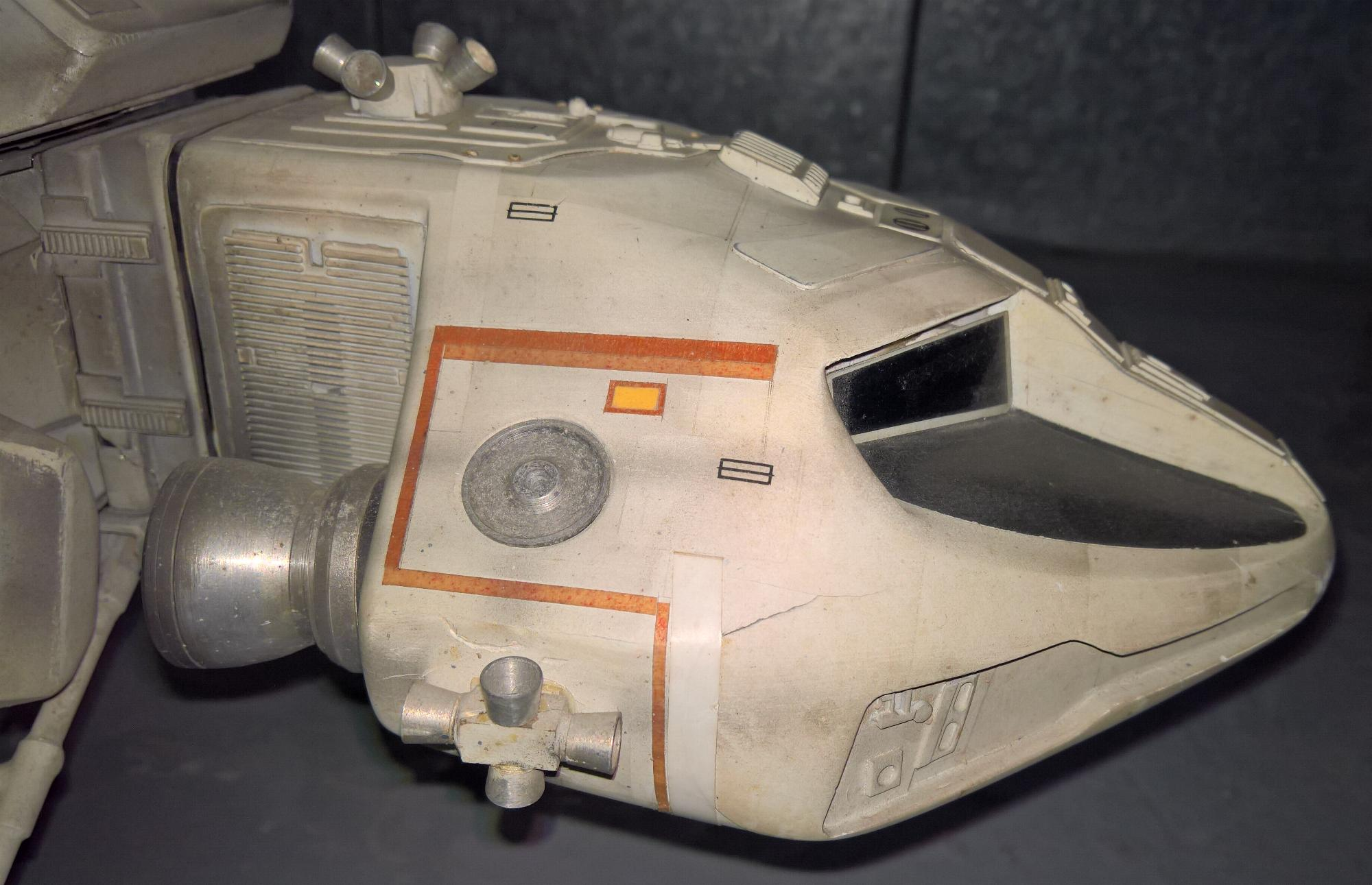 Space 1999 Catacombs Swift