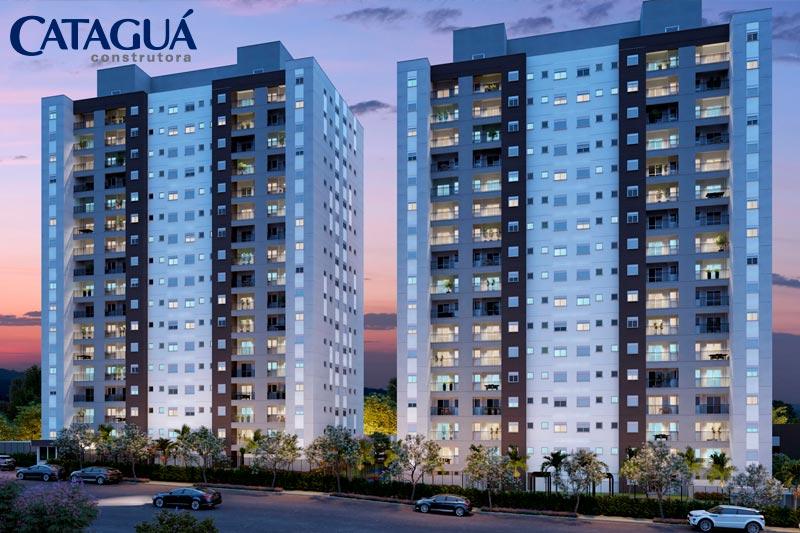 Realize o sonho de apartamento próprio com o Condomínio Kairos