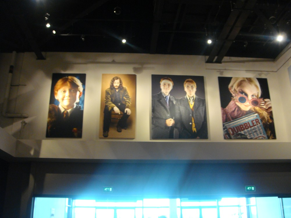 Harry Potter Studio - Grand Opening (4/6)