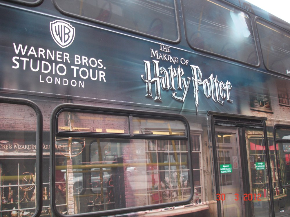 Harry Potter Studio - Grand Opening (2/6)