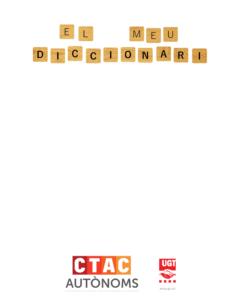 miniatura diccionari CTAC